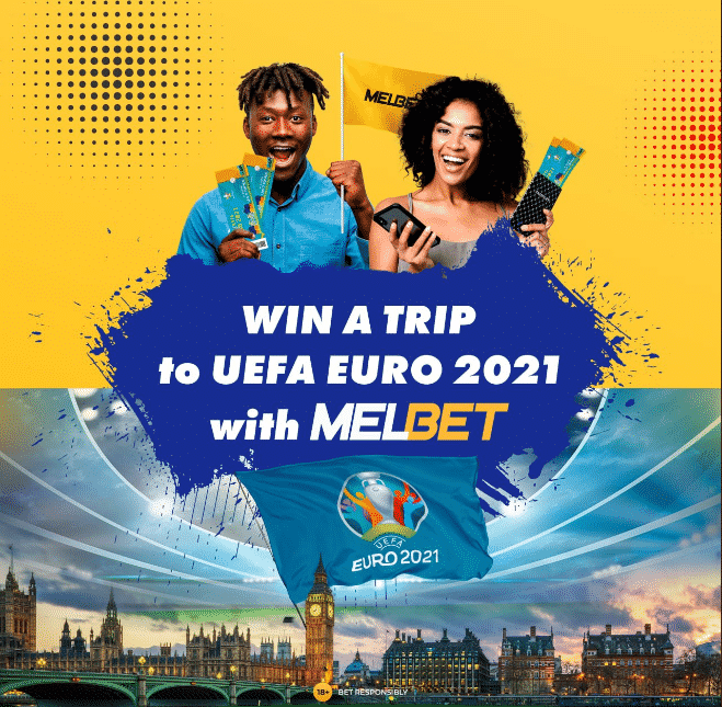 Win A Trip To Euro 2021 With Melbet