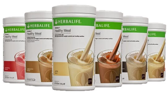 Key Benefits Of Herbalife Shakes