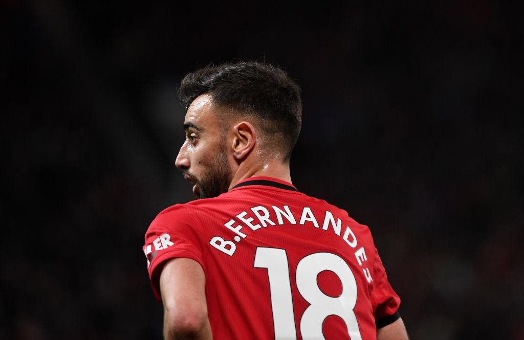 Online bet if Bruno Fernandes was just what Manchester needed